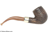 Peterson Derry Rustic 69 Tobacco Pipe Right Side