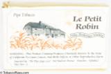 Tabac Manil Le Petit Robin Pipe Tobacco