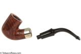 Peterson Standard Smooth 313 Tobacco Pipe PLIP Apart