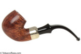 Peterson Standard Smooth 317 Tobacco Pipe Fishtail Left Side