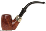 Peterson Standard Smooth 306 Tobacco Pipe PLIP Left Side