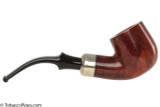 Peterson Standard Smooth 301 Tobacco Pipe Fishtail Right Side