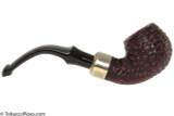 Peterson Standard Rustic 303 Tobacco Pipe PLIP Right Side