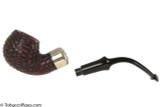 Peterson Standard Rustic 303 Tobacco Pipe PLIP Apart
