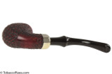 Peterson Standard Rustic 312 Tobacco Pipe PLIP Bottom