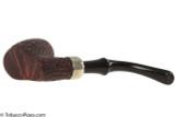 Peterson Standard Rustic 306 Tobacco Pipe PLIP Bottom