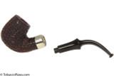 Peterson Standard Rustic 312 Tobacco Pipe Fishtail Apart