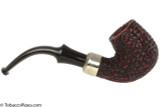 Peterson Standard Rustic 312 Tobacco Pipe Fishtail Right Side