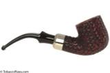 Peterson Standard Rustic 301 Tobacco Pipe Fishtail Right Side