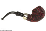 Peterson Standard Rustic 302 Tobacco Pipe Fishtail Right Side