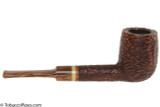 Savinelli Dolomiti 114 KS Tobacco Pipe - Rusticated Right Side