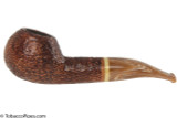 Savinelli Dolomiti 321 Tobacco Pipe - Rusticated