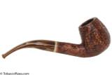 Savinelli Dolomiti 602 Tobacco Pipe - Rusticated