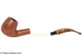 Savinelli Dolomiti 602 Tobacco Pipe - Smooth Apart