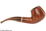 Savinelli Dolomiti 645 KS Tobacco Pipe - Smooth Right Side