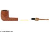 Savinelli Dolomiti 114 KS Tobacco Pipe - Smooth Apart
