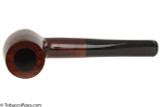 Brigham Giante 1201 Brown Tobacco Pipe - Smooth Top
