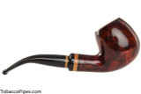 Lorenzetti Caesar 23 Tobacco Pipe - Bent Apple Smooth Right Side