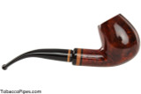 Lorenzetti Caesar 24 Tobacco Pipe - Bent Billiard Smooth Right Side