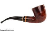 Lorenzetti Caesar 47 Tobacco Pipe - Bent Dublin Smooth Right Side