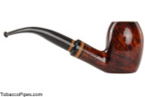 Lorenzetti Caesar 27 Tobacco Pipe - Bent Egg Smooth Right Side