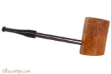 Nording Compass Natural Rustic Tobacco Pipe - TP4601 Right Side