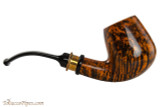 4TH Generation 1855 Tobacco Pipe - Burnt Sienna Right Side