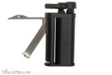 Pearl Eddie Black Matte Pipe Lighter with Tools