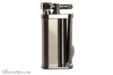 Pearl Eddie Gun Satin Pipe Lighter with Tools Right Side