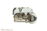 Pearl Eddie Silver Stripe Pipe Lighter with Tools Top