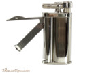 Pearl Eddie Silver Stripe Pipe Lighter with Tools