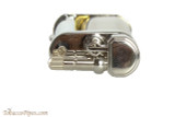Pearl Eddie Chrome Pipe Lighter with Tools Top