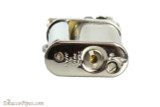 Pearl Eddie Chrome Pipe Lighter with Tools Bottom