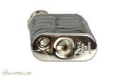 Pearl Stanley Black Leather Pipe Lighter Bottom