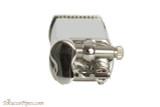 Pearl Bolbo Silver Stripe Pipe Lighter Top