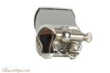Pearl Bolbo Black & Silver Pipe Lighter Top
