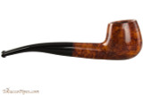 Brigham Mountaineer 336 Tobacco Pipe - Bent Brandy Smooth Right Side