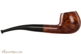 Brigham Mountaineer 329 Tobacco Pipe - Bent Apple Smooth Right Side
