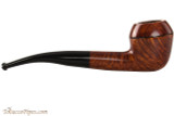 Brigham Mountaineer 326 Tobacco Pipe - Bent Rhodesian Smooth Right Side