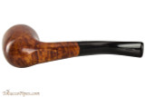 Brigham Mountaineer 347 Tobacco Pipe - Bent Dublin Smooth Bottom