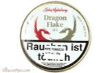 John Aylesbury Dragon Flake Pipe Tobacco - 50 g. Front