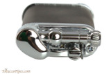 IM Corona Old Boy Black and Chrome Pipe Lighter Top