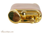 IM Corona Old Boy Gold and Natural Smooth Briar Pipe Lighter Top
