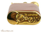 IM Corona Old Boy Gold and Natural Smooth Briar Pipe Lighter Bottom