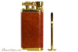 IM Corona Old Boy Gold and Natural Smooth Briar Pipe Lighter Tamp