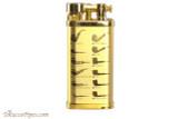 IM Corona Old Boy Gold Pipe Design Pipe Lighter