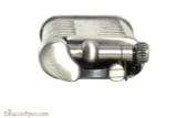 IM Corona Old Boy Silver with Pipe Shapes Pipe Lighter Top