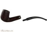 Savinelli Airone Sandblast Tobacco Pipe Apart