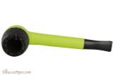 Nording Eriksen Keystone Green Stem Rustic Bowl Tobacco Pipe Top