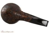 Brebbia Fat Bob 2114 Tobacco Pipe - Sandblast Bottom